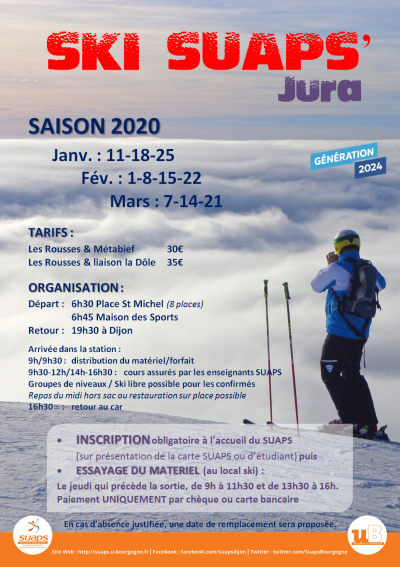 2019 Ski