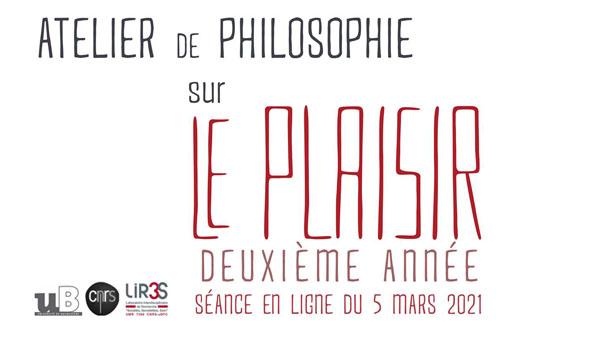 UFRLettres Atelier philo Plaisir Actu