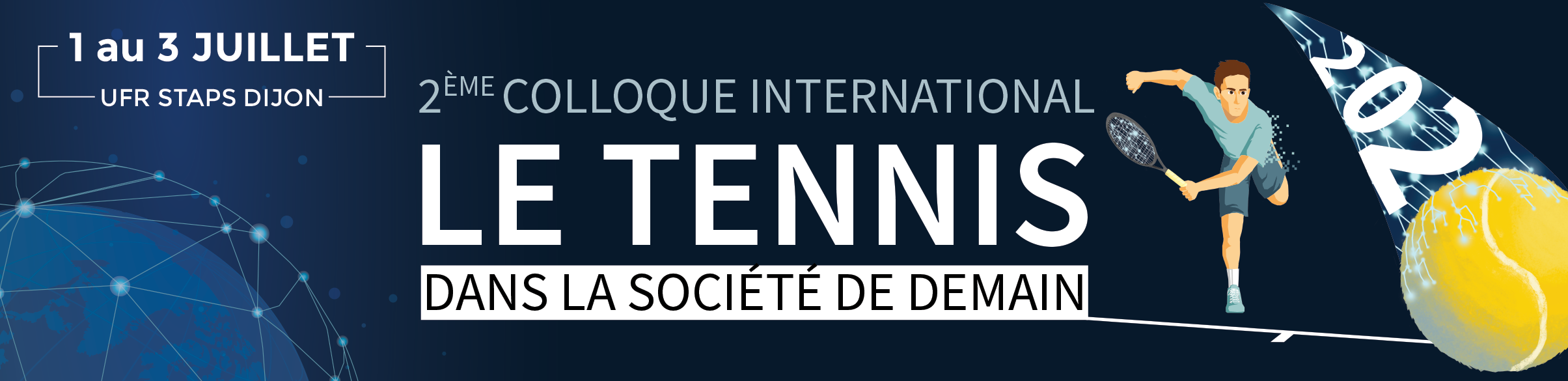 Bandeau Colloque Tennis