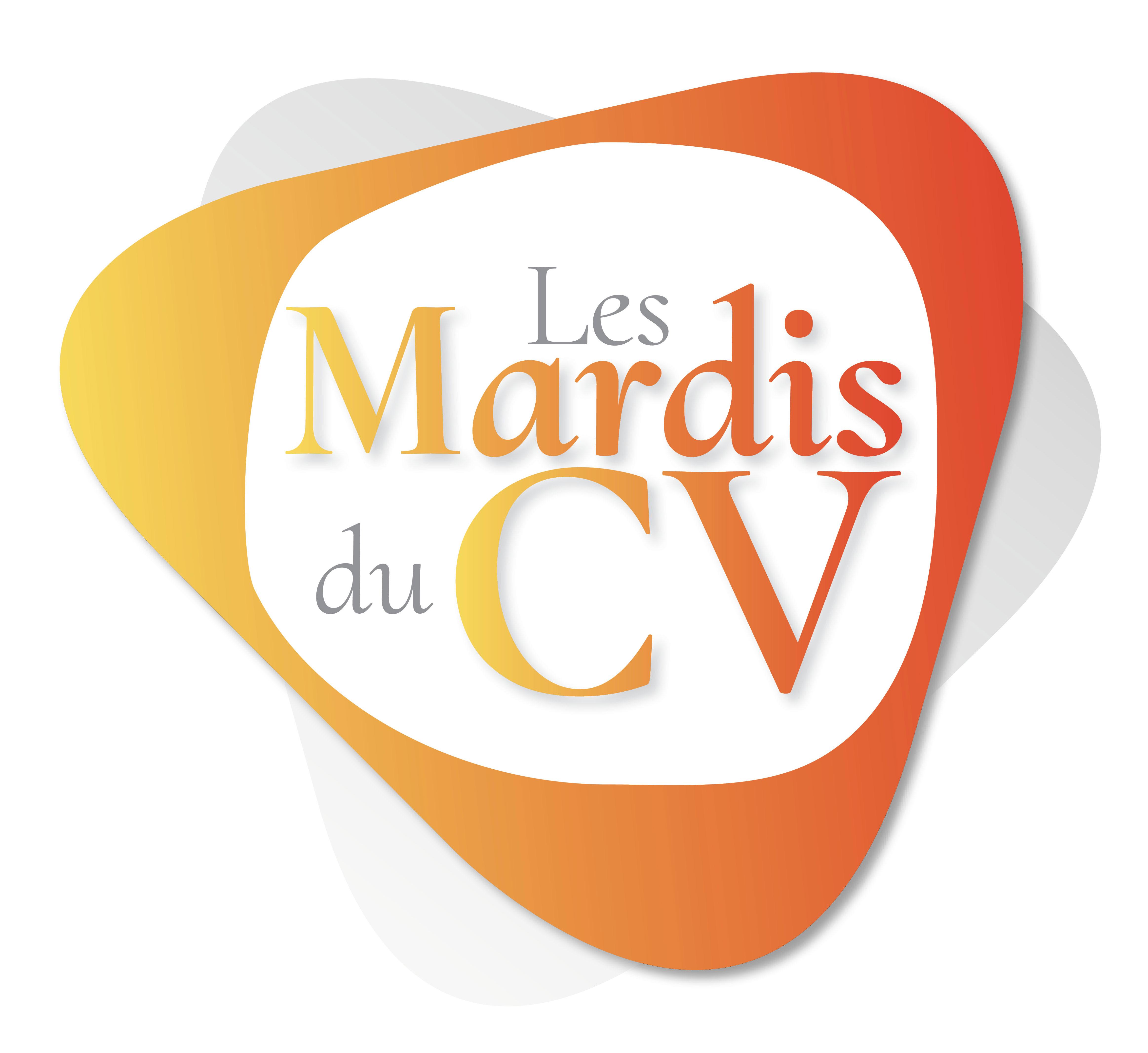 logo mardis CV yellow