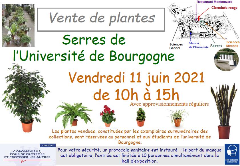 vente plantes 2021