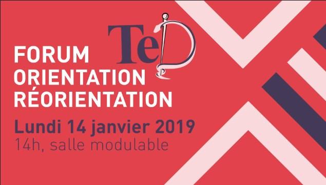 TED Forum Orientation